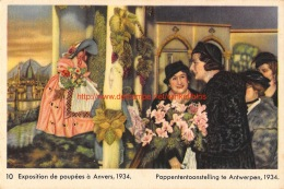 Cote D'Or - La Reine Astrid - Koningin Astrid - Serie 4 - Nr.10 - Côte D'Or
