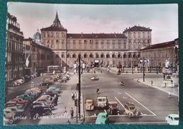 TORINO - Piazza Castello - Automobili - Piazze
