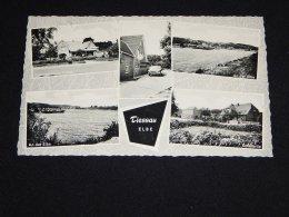 Germany Tiessau Elbe Multi-picture Card -65__(13475) - Germany