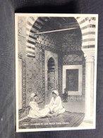 Libya Interno Di Una Ricca Casa Araba__(17467) - Libia