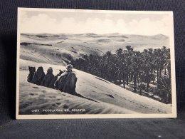 Libya Piccola Oasi Nel Deserto__(17471) - Libyen
