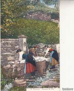 Mestiere_Costume _In Valsesia_Lavandaie_Costume Di Pila-Originale 100%_2 Scan- - Costumes
