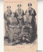 Mestiere_Costume Di Sessa Aurunca_(Dintorni Di Napoli)_Costume Dei Villici_-Vg Il 1902 X Roma_Originale 100%_2 Scan- - Costumi