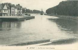 56 - AURAY - Le Port De Saint-Goustan. - Auray