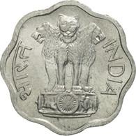 INDIA-REPUBLIC, 2 Paise, 1975, SPL, Aluminium, KM:13.6 - Inde