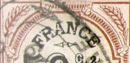 """Connaissement N°1°_Le Havre_5 Avril 79_défaut D'impression """"FRANCE"""" - Steuermarken"""