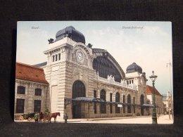Switzerland Basel Bundesbahnhof__(16221) - BS Bâle-Ville