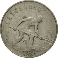 Luxembourg, Charlotte, Franc, 1964, SUP+, Copper-nickel, KM:46.2 - Luxembourg