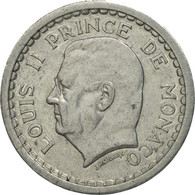 Monaco, Louis II, Franc, SPL, Aluminium, KM:120 - Monaco
