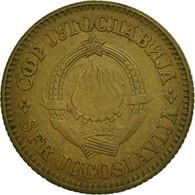 Yougoslavie, 10 Para, 1965, TTB, Laiton, KM:44 - Yougoslavie