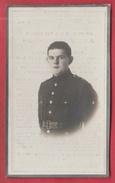 Militaire -Jozef Meulders,né à Heist-op-den-berg Le 18 Avril 1907 Et Décédé Le 28 Mars 1939 - Décès
