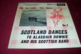 SCOTLAND DANCES  / ALASDAIR DOWNIE  / AND HIS SCOTTISH  BAND - World Music