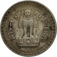 INDIA-REPUBLIC, 25 Paise, 1984, SUP, Copper-nickel, KM:49.1 - Inde