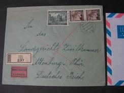BM Liban Express 1941 - Böhmen Und Mähren