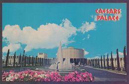 USA POSTCARD - Caesars Palace, Postal Used 1967 With Freedom Ring Bell Stamp - Las Vegas