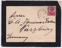 Cuba  Cover To Germany 1905 - Lettres & Documents