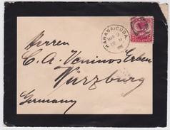 Cuba  Cover To Germany 1905 - Cuba