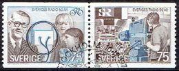 SWEDEN # FROM 1974 STAMPWORLD  891-892 - Suède