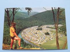 """Camping """" BENELUX """" () Anno 19?? ( Zie Foto's Voor Detail ) ! - La-Roche-en-Ardenne"""