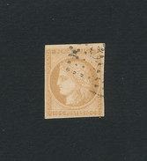 FRANCE - IIème République CERES N°11 Oblitéré ° - Cote 150€ - 1849-1850 Cérès