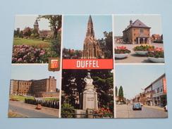 Groeten Uit DUFFEL - Anno 19?? ( Zie Foto's Voor Detail ) ! - Duffel