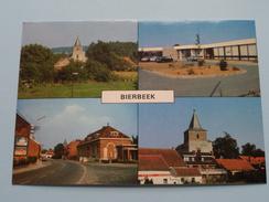 "BIERBEEK Kerk - Gemeentehuis - CC "" De Borre "" - Anno 19??  ( Zie Foto's Voor Detail ) ! - Bierbeek"