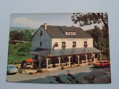 Hôtel - Restaurant De L'Ermitage ( MARCOURT ) Prop. Heiderscheid - Ducamp / Anno 1976  ( Zie Foto's Voor Detail ) ! - Rendeux