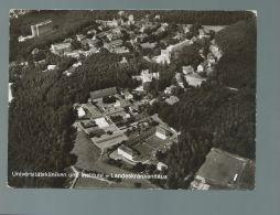 CP (All.) Hombourg/Saar - Universitätkliniken Und Institute  -  Landeskrankenhaus - Germany
