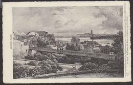D 75 - ANCIEN PARIS - 644 - Passy - Ancien Couvent Des Bonshommes Vers 1840 Actuellement Bld Delessert - France