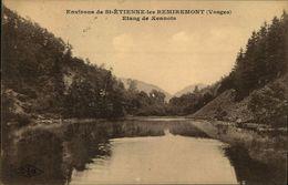 N°37 RRR 251 ENVIRONS DE SAINT ETIENNE DE REMIREMONT ETANG DE XENNOIS - Saint Etienne De Remiremont