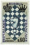Ref. 88250 * NEW *  - FRANCE . 1966. INTERNATIONAL CHESS FESTIVAL IN LE HAVRE. FESTIVAL INTERNACIONAL DE AJEDREZ EN LE H - France