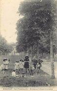 - Dpts Div.-ref-PP646- Gers - Mirande - Les Promenades - Bd Alsace Lorraine - Enfants - Carte Bon Etat - - Mirande