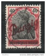 Germania MiNr 36 B Infla Echt - Danzig