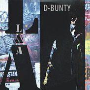 D-BUNTY - L & A - CD - ELECTRO SOUL - Soul - R&B