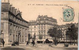 75 - PARIS - XIIe --  Place De La Nation - Ecole Arago - Distretto: 12