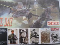 Nevis WWII VE DAY - 2. Weltkrieg