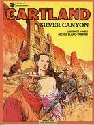 Jonathan Cartland - Silver Canyon (1ste Druk)  1983 - Jonathan Gartland
