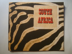 SOUTH AFRICA - THE SOUTH AFRICAN TOURIST CO. PRINTED IN LONDON, 1950 APROX. 64 PAGES. COLOR PHOTOS BY SATOUR. - Tourism Brochures