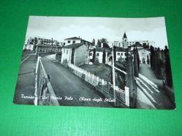 Cartolina Treviso - Via Marco Polo - Chiesa Degli Oblati 1964 - Treviso