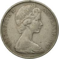 Australie, Elizabeth II, 20 Cents, 1967, SUP+, Copper-nickel, KM:66 - Monnaie Décimale (1966-...)