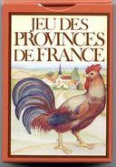 Provinces De France Tradition Costume Coutume  Jeu De 54 Cartes  Coq - 54 Kaarten