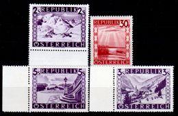 Austria-049 - Emissione 1947-48 (++) MNH - Senza Difetti Occulti. - 1945-.... 2. Republik