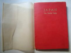 JAPAN. THE POCKET GUIDE - JAPAN TRAVEL BUREAU, 1947. 160 PAGES. B/W PHOTOGRAPHIC SHEETS. FOLD-OUT MAP. - Azië