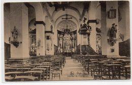 Ogy , Intérieur De L'église - Lessines