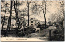 91 JARCY - La Laiterie Chiniard  (Recto/Verso) - Autres Communes