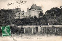 16. Barbézieux. Le Chateau - Francia