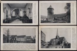 9 X BAILLEUL EN TOURNAISIS - TOURNAI - België
