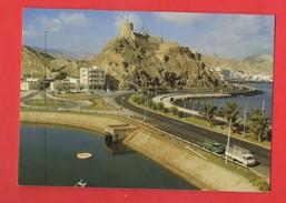 Oman Sultanat Sultante Of Oman Muttah Corniche    ( Format 10,5 X 14,8 ) - Oman