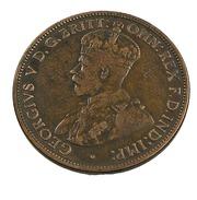 Half Penny - Australia - 1917 - Bronze - TTB - - Monnaie Pré-décimale (1910-1965)