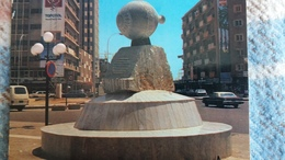 CPSM JEDDAH ARABIE SAOUDITE L URNE AUX FEVES PLACE DU MARCHE 1983 - Saudi Arabia